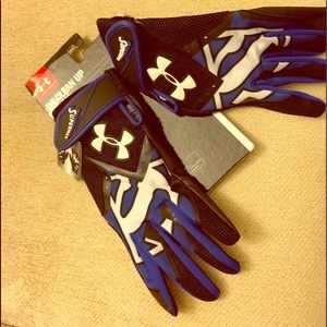 Under Armor Youth Football Gloves